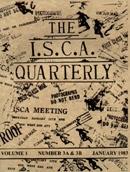 I.S.C.A. Quarterly