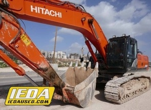 Used 2016 Hitachi ZX 350 LC-6 For Sale