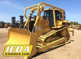 Used 2006 Caterpillar D6R XL III For Sale
