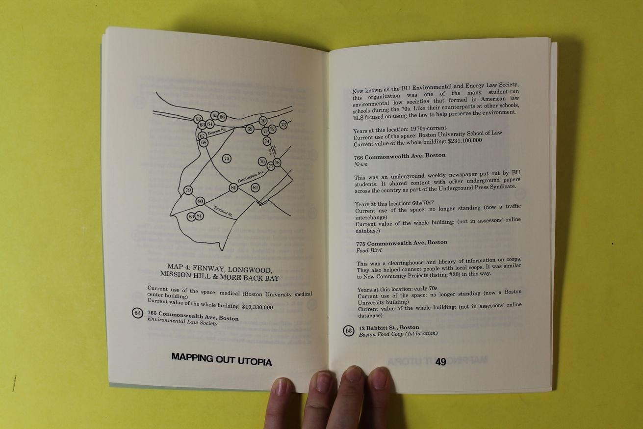 Mapping Out Utopia, Vol. 2: Boston thumbnail 4