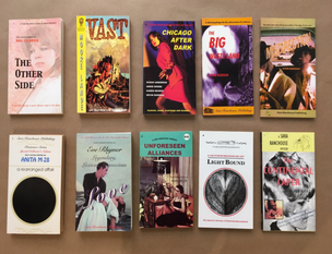 Complete Set of Sara Ranchouse Pulp Novels