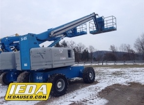 Used 2001 Genie S65 For Sale