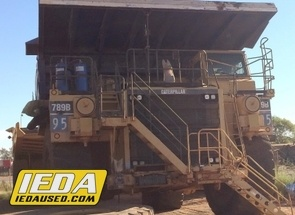 Used 1998 Caterpillar 789B For Sale