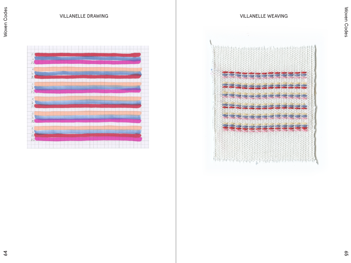 Weaving Language II: Language is Image, Paper, Code, & Cloth thumbnail 8