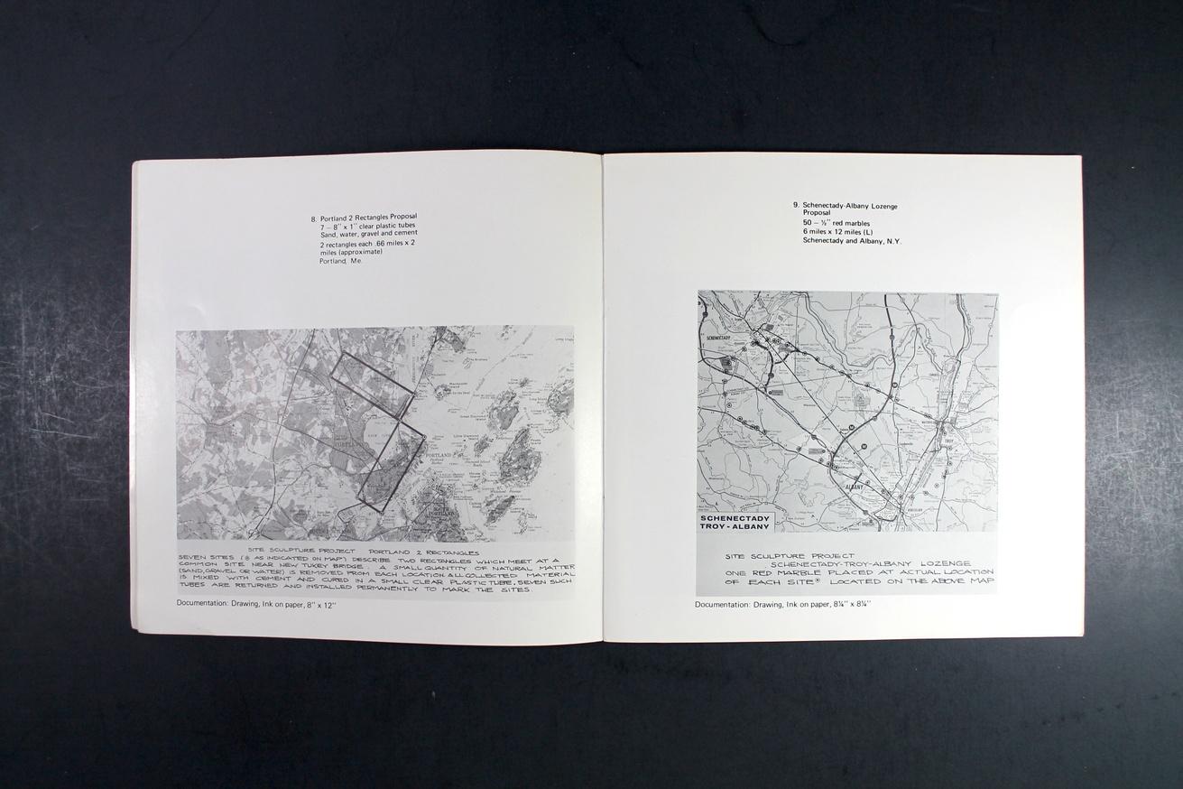Douglas Huebler : November 1968 thumbnail 4