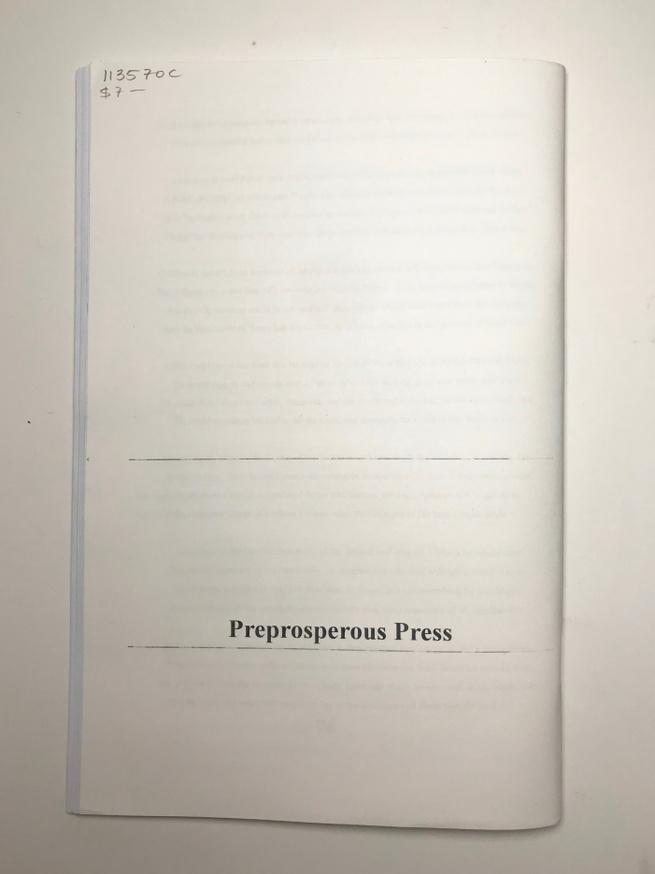 The Crumpled Bills thumbnail 2