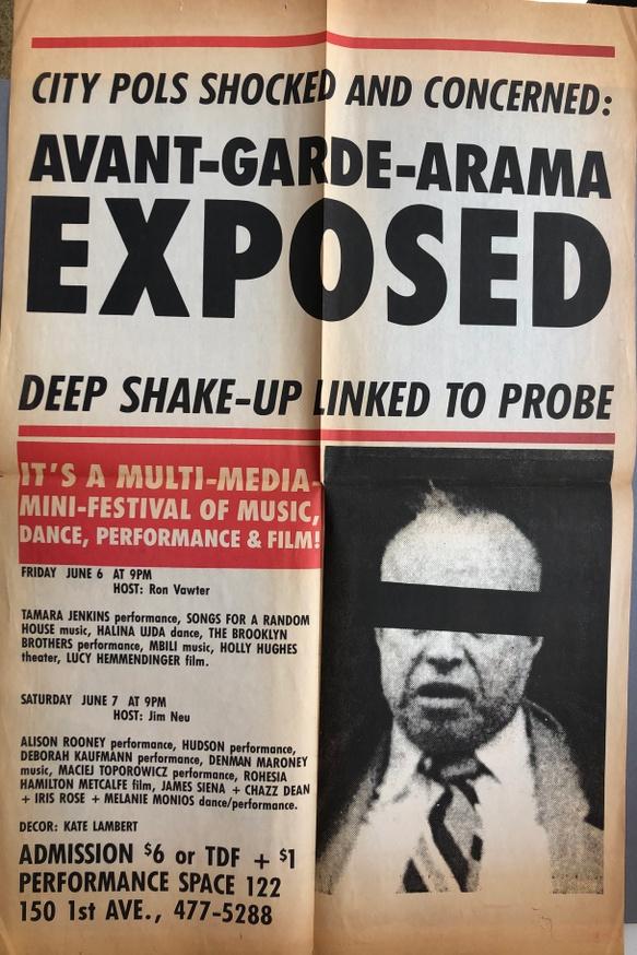 Avant-Garde-Arama: Avant-Garde-Arama Exposed thumbnail 3