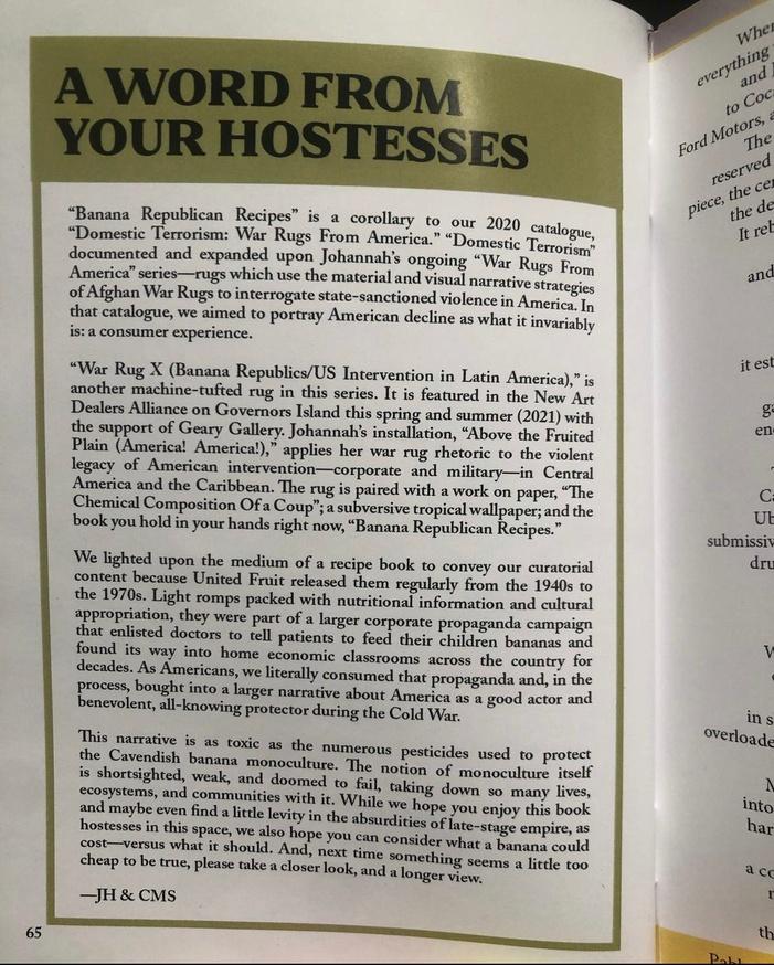 The Banana Republican Recipe Book thumbnail 8