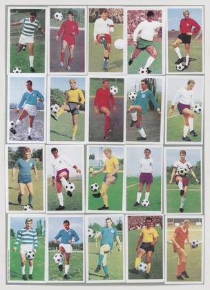Fussballer (Set of 2 Posters)