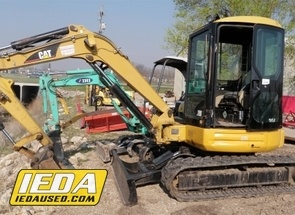 Used 2006 Caterpillar 304CR For Sale