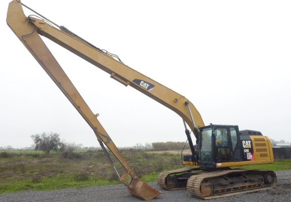 Used 2012 Caterpillar 329E LR For Sale