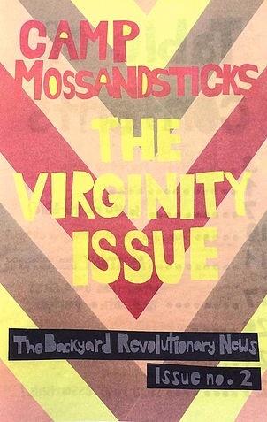 Camp Mossandsticks: The Backyard Revolutionary News