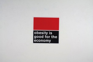 You Are ____ for the Economy Sticker