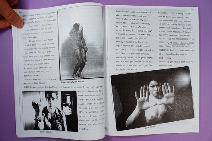 Underground Film Bulletin thumbnail 3