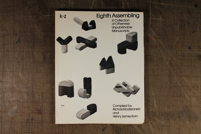 Eighth Assembling : A Collection of Otherwise Unpublishable Manuscripts (A - J)