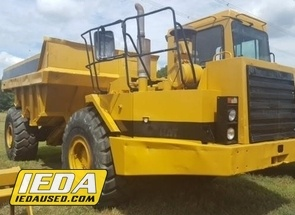 Used 1991 Caterpillar D25D For Sale