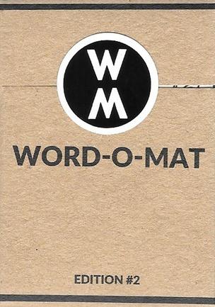 Word-o-Mat #2
