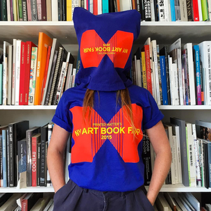 2015 NY Art Book Fair T-Shirt