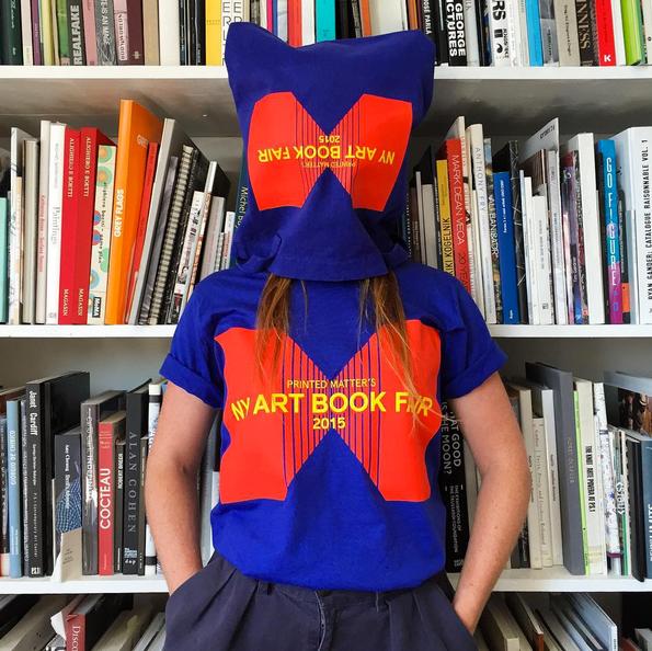 2015 NY Art Book Fair T-Shirt