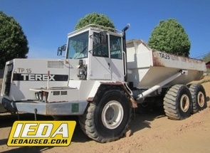 Used 1999 Terex TA25 For Sale