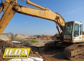 Used 1995 Liebherr R 912 HD For Sale