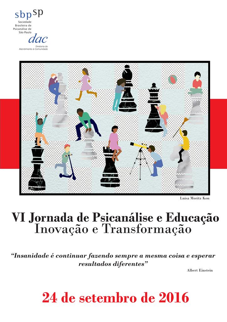 VI JORNADA DE PSICANÁLISE E EDUCAÇÃO