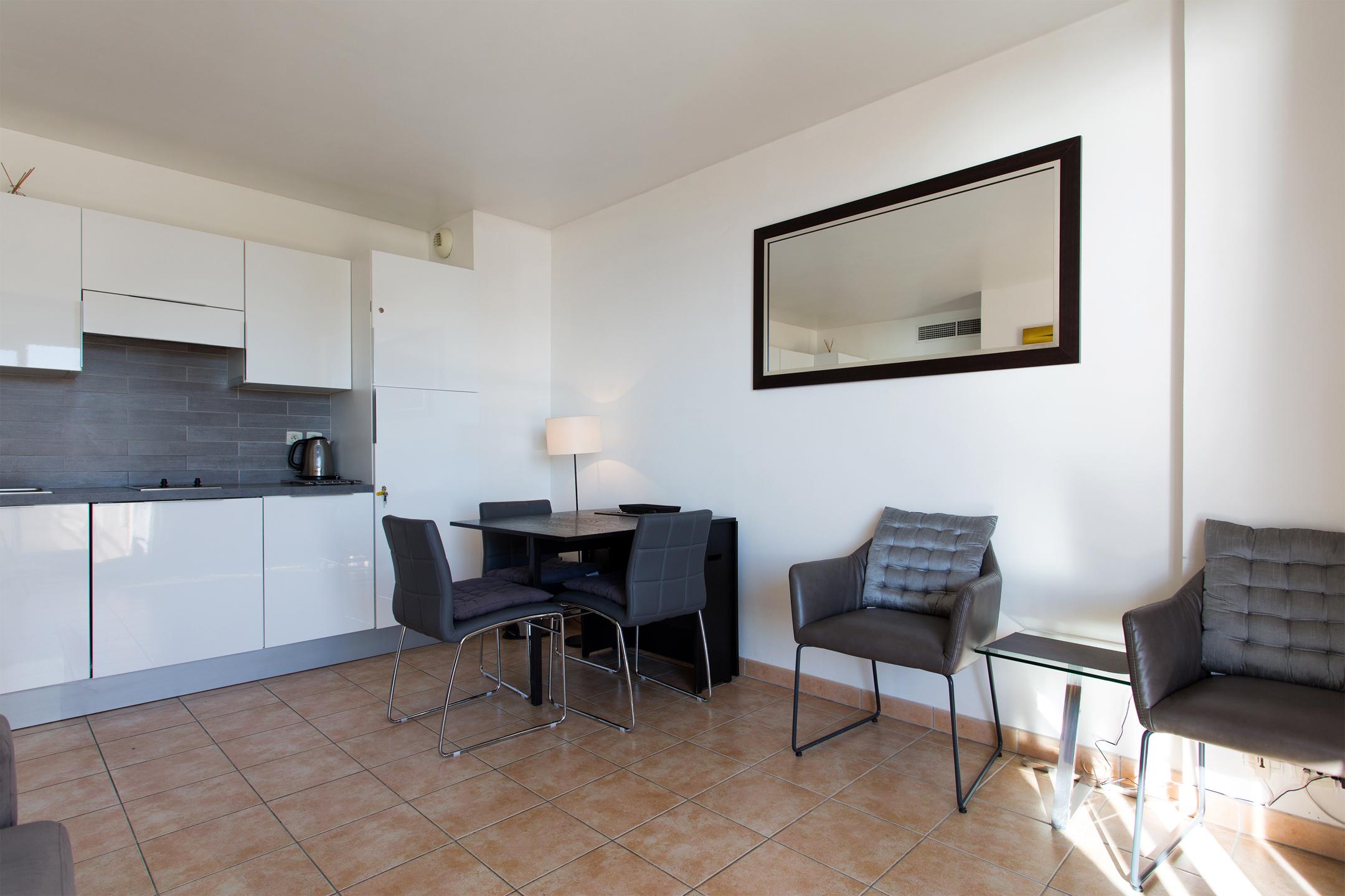 Beausoleil apartment overlooking Monaco