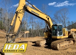 Used 2006 Komatsu PC308US LC-3 For Sale
