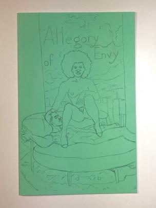 Allegory of Envy
