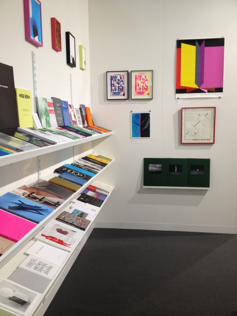 Printed Matter at Art Basel