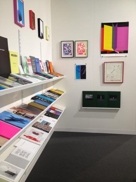 Printed Matter at Art Basel