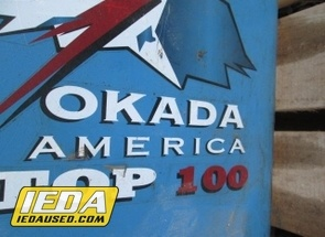 Used 2015 Okada TOP 100 For Sale