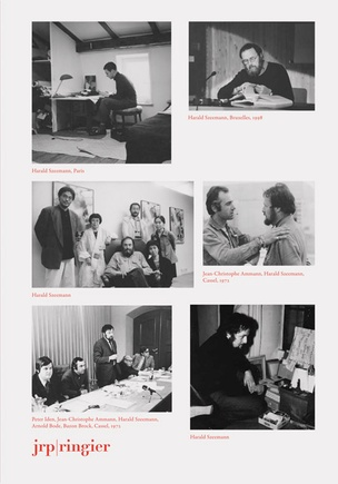 Harald Szeemann: Individual Methodology