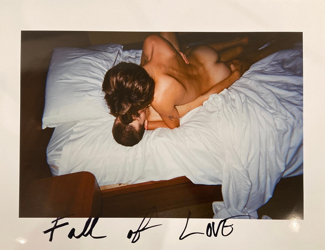 FALL OF LOVE, BED, 2020 (SEAN + BEN, BIG)