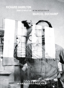 Richard Hamilton in the Reflection of Marcel Duchamp