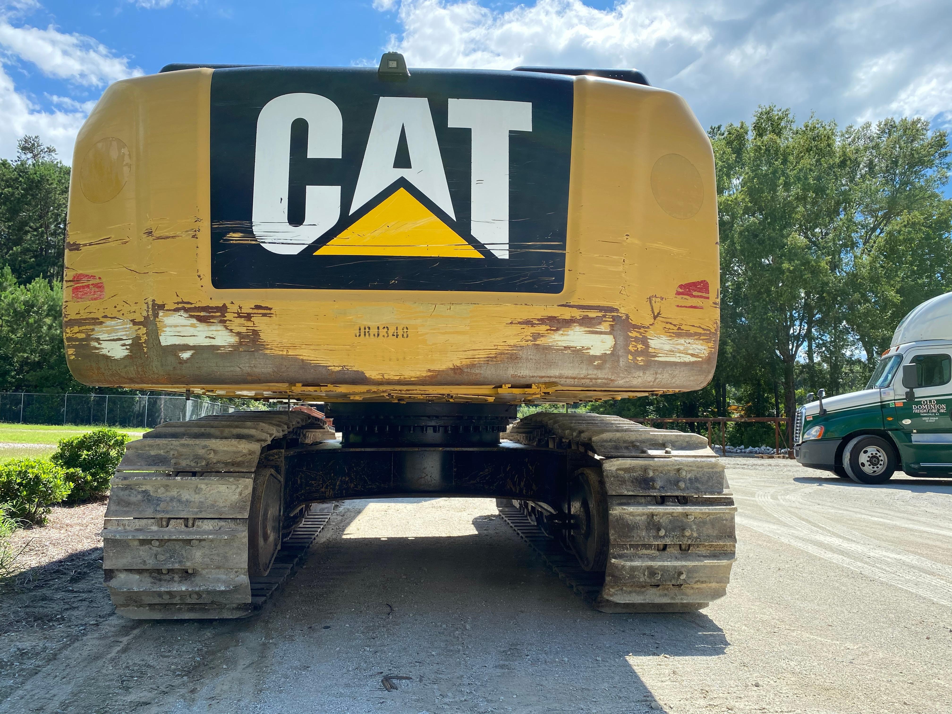 Used 2013 Caterpillar 336EL w/ Shear For Sale