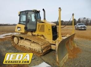 Used 2012 Caterpillar D6K LGP For Sale