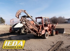 Used 1986 Ditch Witch 5010DD For Sale