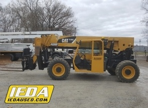 Used 2007 Caterpillar TL1055 For Sale