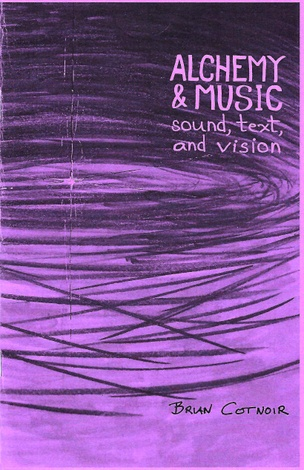 Alchemy and Music: sound, text, and vision