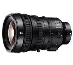 Sony 18-110mm F4 Zoom Lens