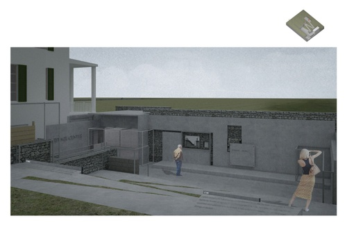 ARCH_ Rakatansky Otero-Pailos_Yanan Zhou_FA18_01_entrance rendering.jpg