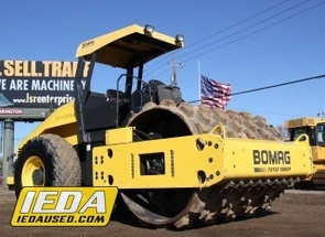 Used 2014 Bomag BW213DH-40 For Sale