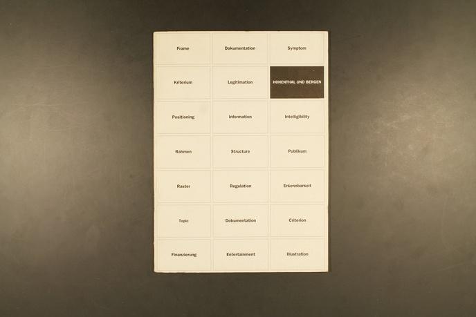 Hohenthal und Bergen Exhibition Catalogue thumbnail 3