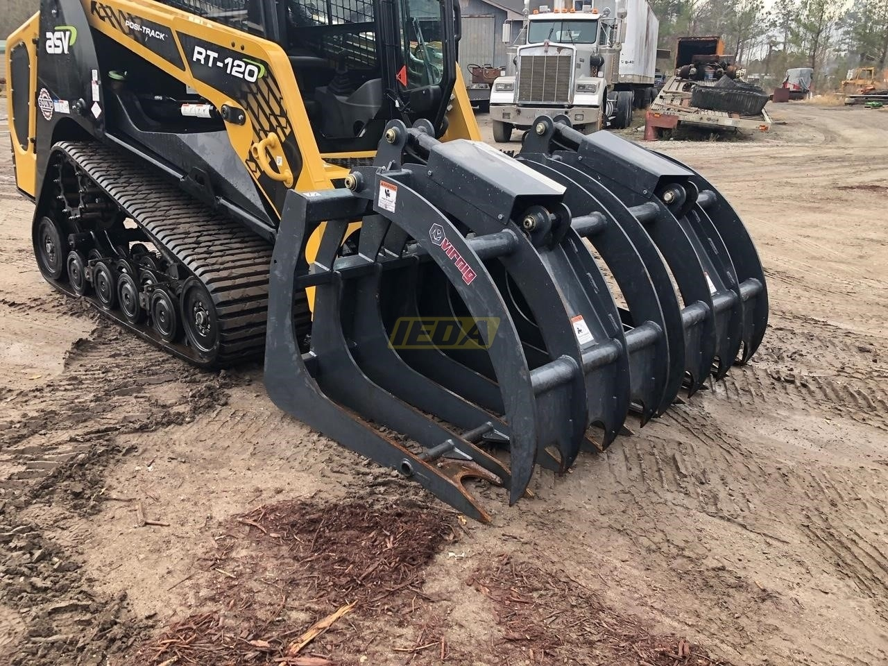 Used 2018 ASV POSI-TRACK RT120 For Sale