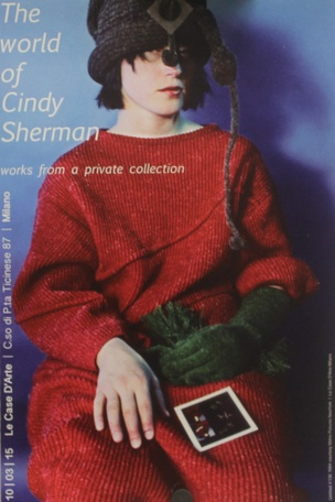 The World of Cindy Sherman Poster