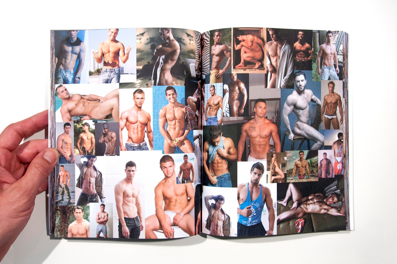 4,300 Images of Men Found on eBay and Printed in a Book thumbnail 2