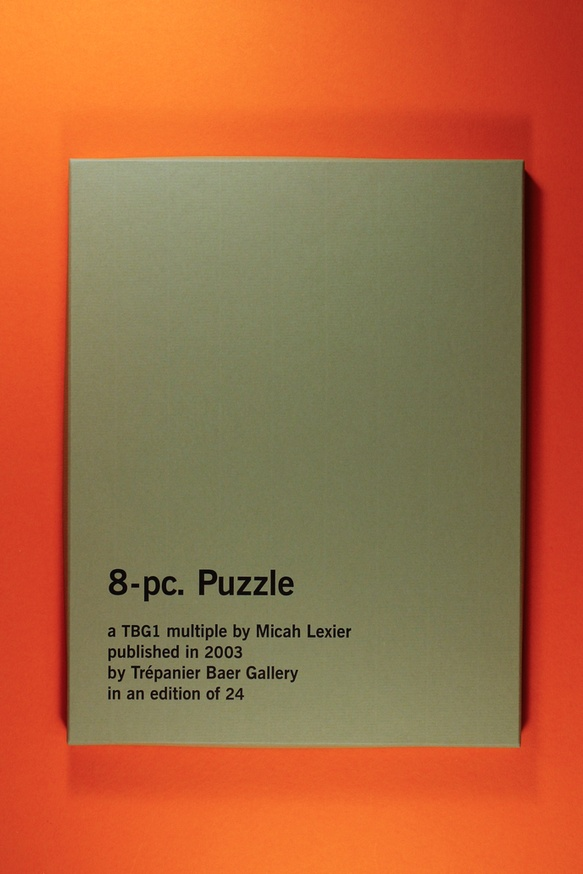 8-pc. Puzzle