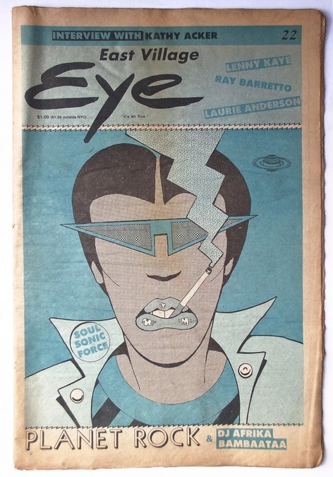 The Record of A Time: The East Village Eye