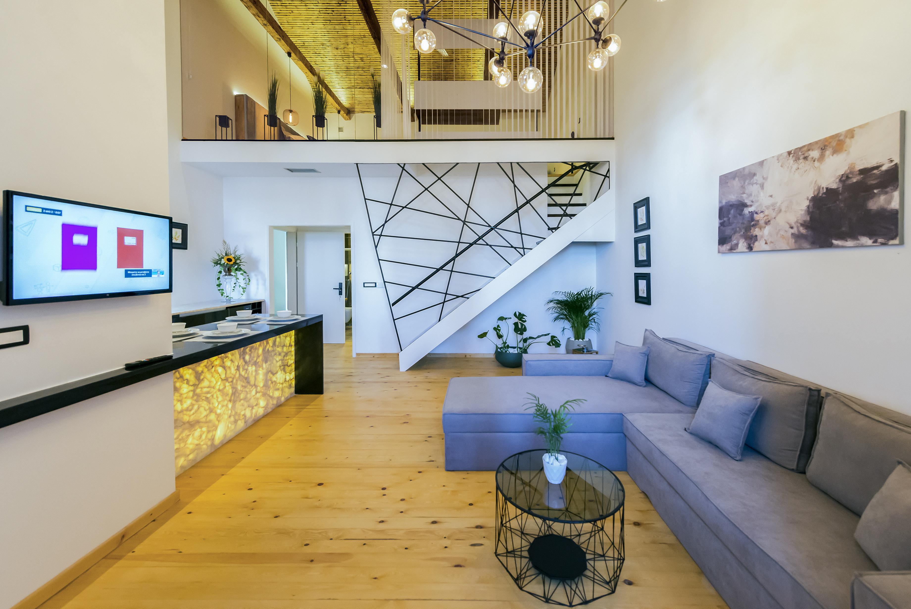 Aigli Seafront Loft-Luxury Design Retreat